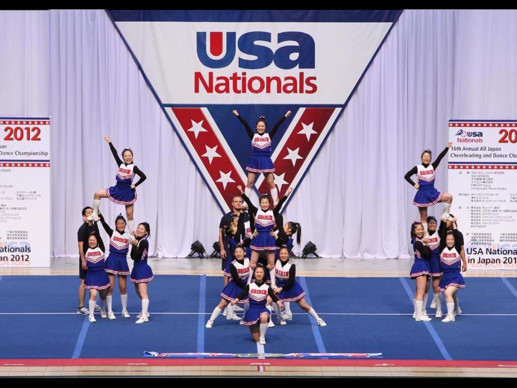USA Nationalsチア大会